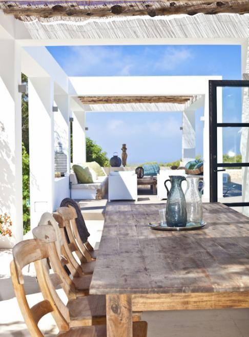 Ibiza villa design inspiration bycocoon.com   bathroom design   kitchen design…