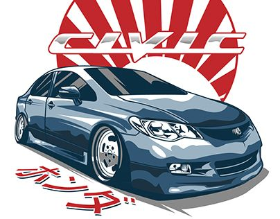 "Check out new work on my @Behance portfolio: ""Honda Civic FD"" http://be.net/gallery/55388879/Honda-Civic-FD"