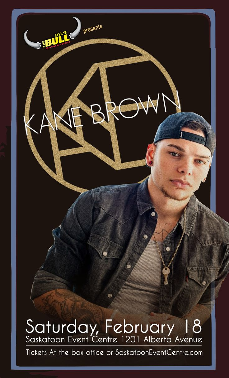 pics of kane brown | Kane Brown – Tickets – Saskatoon Event Centre – Saskatoon, SK ...