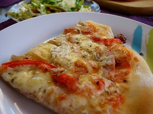 Masa de pizza para una hoja   – kochen