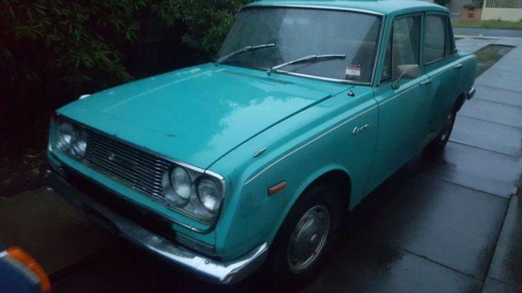 Rt40 toyota corona 4speed manual   Cars, Vans & Utes   Gumtree Australia Banyule Area - Heidelberg   1128537412