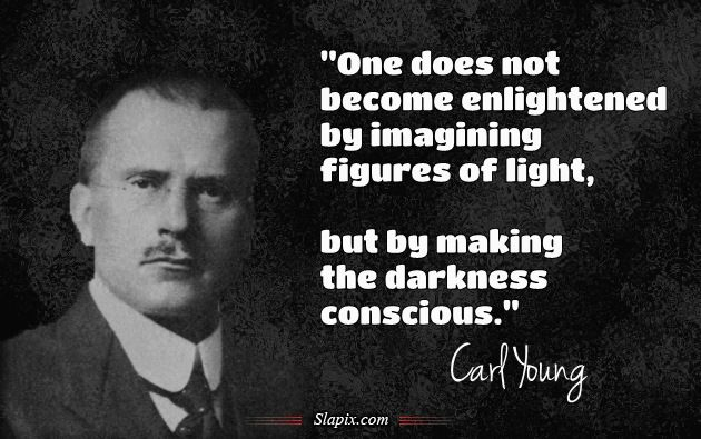 """becoming enlightened One of the messes people get into is thinking, """"ah, i'm enlightened  point if we  want to wake up spiritually, if we want to become enlightened."""