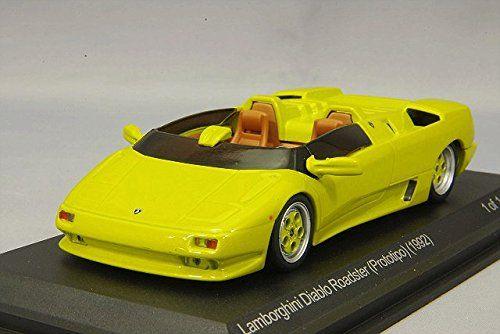 1/43 ランボルギーニ ディアブロ WHITEBOX http://www.amazon.co.jp/dp/B00YGS1PAG/ref=cm_sw_r_pi_dp_NKXvwb1VJE206