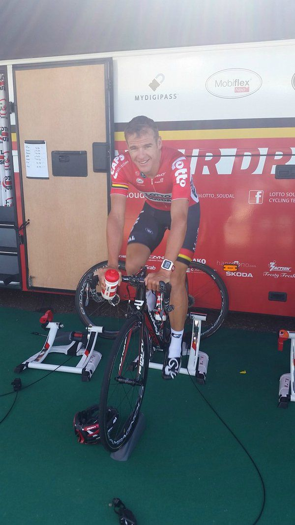 """Petra Mücková on Twitter: """"I can´t imagine more amazing TT #giroditalia day! So exciting to see GT ironman @HansenAdam at work! #legend #thanks https://t.co/jxtqDkCWai"""""""