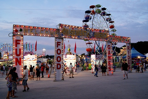 my experience at the hamilton county fair 3 reviews of hamilton county fair i don't know why people are haters i love this  fair  true enough, the experience is different as an adult  i think 2012 was my  last year for the fair, unless of course i take my nieces and and nephews again.