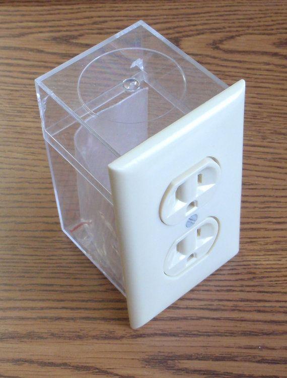 Unique Keepsake Secret Hideaway Outlet Box For by gunnelclifford, $19.99