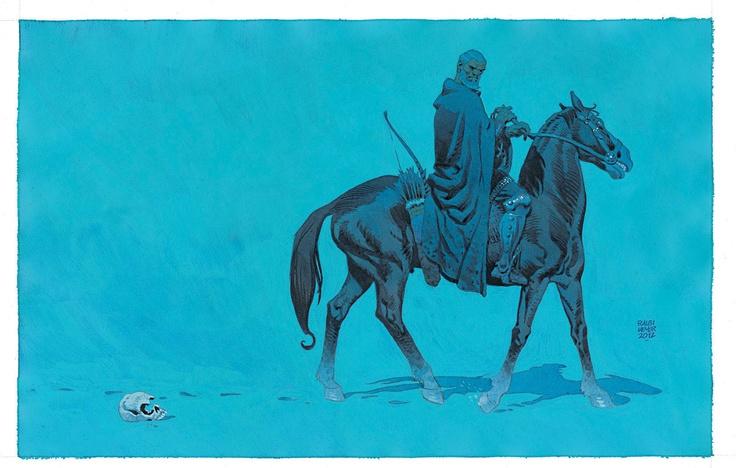 ASGARD - Une étude en bleu  Raph Meyer