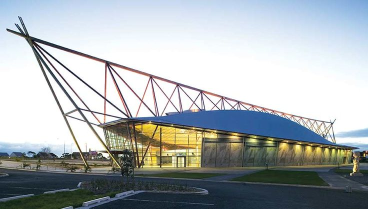 Vodafone Events Centre, Manukau, Auckland
