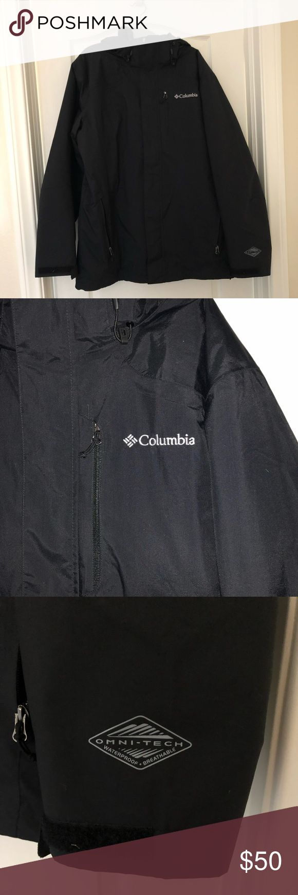 Columbia Element Blocker 3 in 1 interchange jacket ...