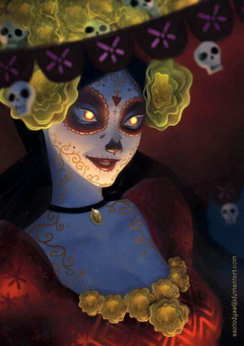 778 Best Images About Sugar Skull On Pinterest Chicano