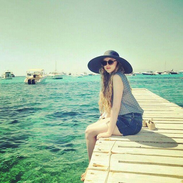 In Ibiza island, day life #ibisa #island #formentera #ocean #day