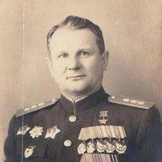 Герой Советского Союза, один из самых популярных и любимых в армии военачальников, генерал-полковник Иван Михайлович Чистяков.