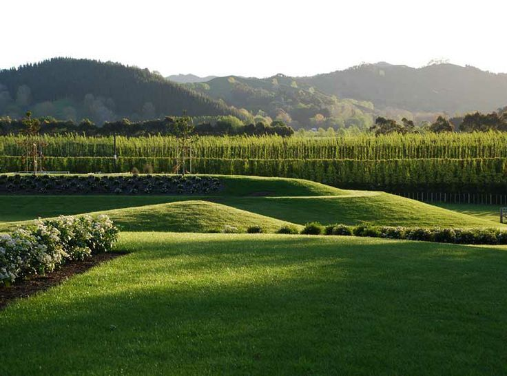 Nick's Head Station Homestead, Gisborne, New Zealand; Nelson Byrd Woltz Landscape Architects. - Google Search