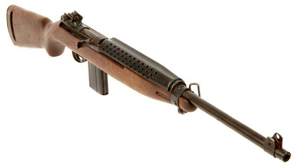 The Most Prolific Rifle of WWII: The M1 Carbine - http://www.warhistoryonline.com/war-articles/the-most-prolific-rifle-of-wwii-the-m1-carbine.html
