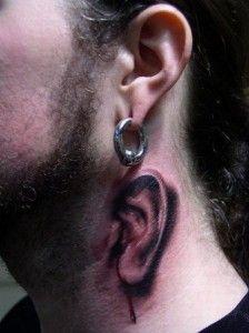 Fräcka, häftiga, coola tatueringar