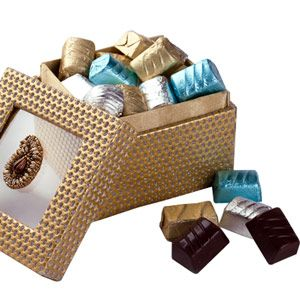 Designer Box with Chocolate Truffles Rs 690/- http://www.tajonline.com/diwali-gifts/product/d5018/designer-box-with-chocolate-truffles/?aff=pint2014/
