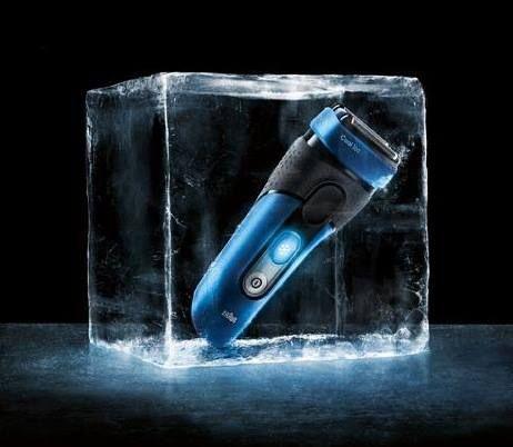 Rasoio elettrico #Braun CoolTec per una rasatura fresca e confortevole!