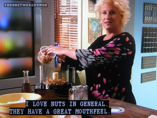 Food Network Humor » The Top 20 Most Accidentally Perverted Food Network Screenshots Of 2011