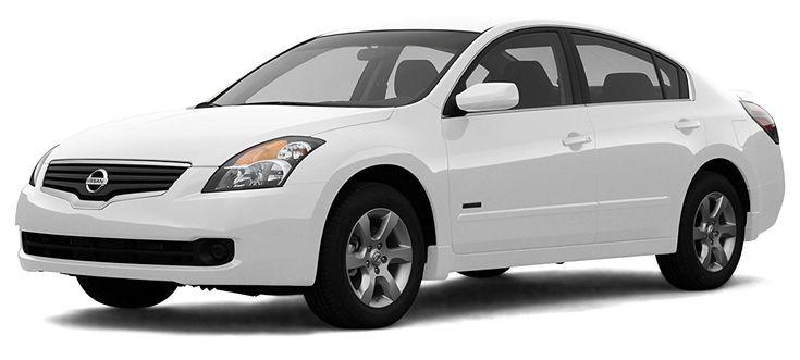 Marshall Field's Company: 2007 Nissan Altima 2.5 Hybrid