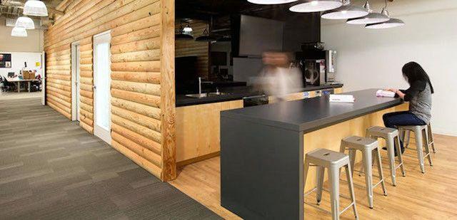 Des bureaux design inspirés de la nature (4)
