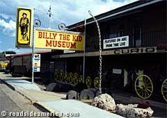 Billy the Kid Museum, Ft. Sumner, NM