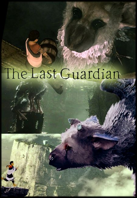 article _ The Last Guardian