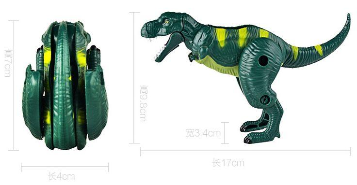 Обезьяна Юрского Периода деформации кручением фантазии яйца динозавров игрушки игрушка модель