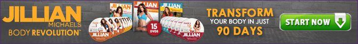 Jillian Michaels Body Revolution - Tranform Your Body In Just 90 Days