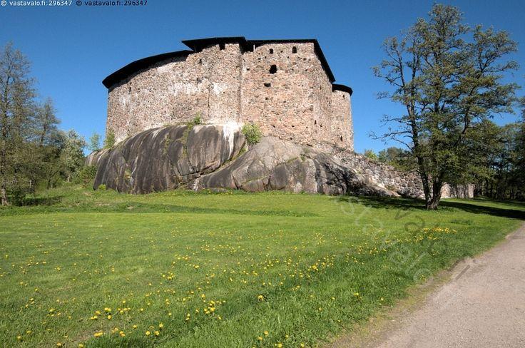 Raaseporin linna  - Raasepori Raaseporin linna linnake linnanrauniot kivilinna nähtävyys keskiaika keskiaikainen historiallinen historia suojeltu muuri kivimuuri Snappertuna linnoitus