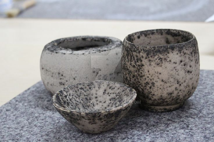 ceramic tea cups by Annex93.deviantart.com on @DeviantArt
