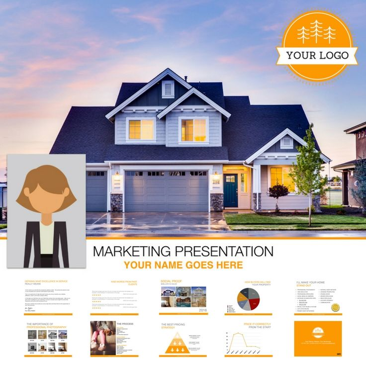 Best Templates For Real Estate Agents Images On