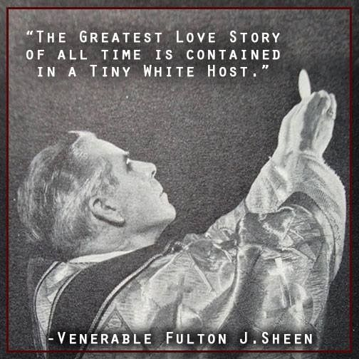 Fulton Sheen Quotes On Marriage: 123 Best Archbishop Fulton Sheen Images On Pinterest