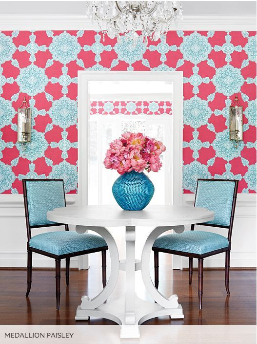 Thibaut Tuesday! Turquoise WallpaperHome ...