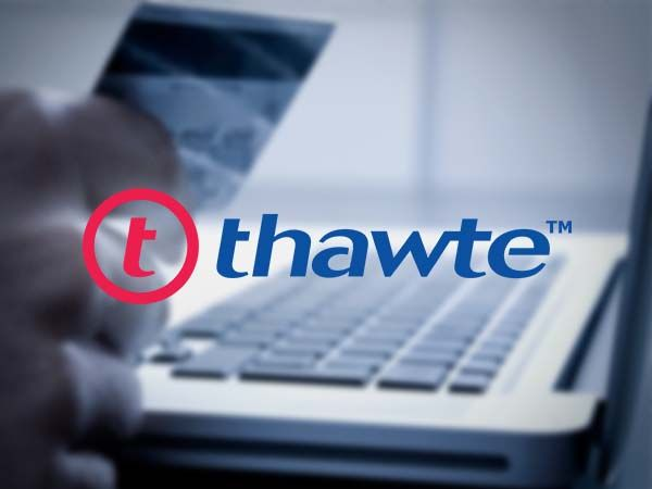 Give your Web site visitors the confidence to interact online with #Thawte SSL Certificates. Buy Now!