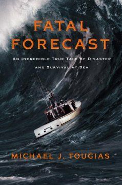 Hurricane-force winds cripple two small lobster boats on their way to Georges Bank, a bountiful but perilous fishing ground 130 miles off the Massachusetts coast. This is a true tale of disaster and survival.