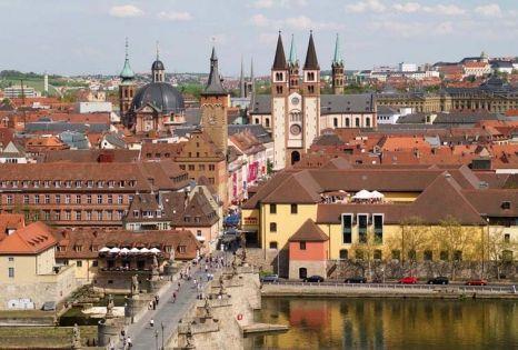Würzburg - download walking tour