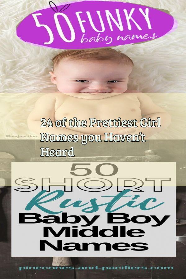 24 of the Prettiest Girl Names you Haven't Heard | Pretty ...