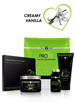 It Works! ULTIMATE FIT PACK - Achieve your total body makeover goals.