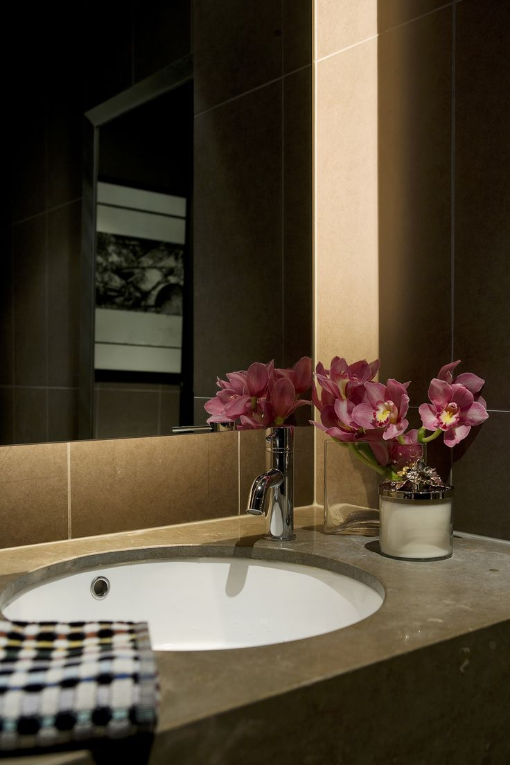 Alexandra Kidd Design Greenknowe Avenue Project Powder Room