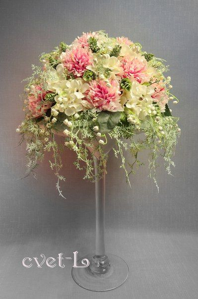 Искусственные цветы для домашнего интерьера купить в москве дешево