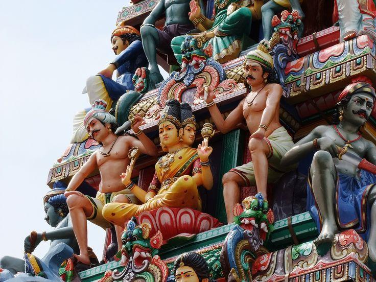 https://flic.kr/p/9bt2vg   Sri Mariamman Temple - Statues