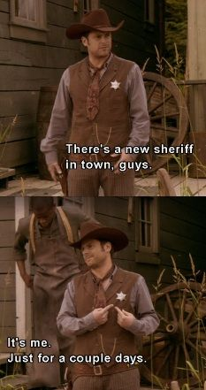 Psych Season Four Episode High Noon-ish