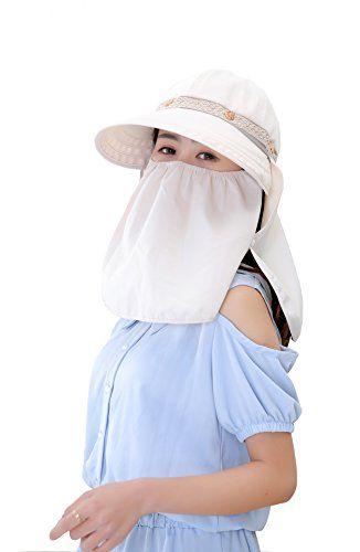 Kaisifei Women's Visor Hat With Big Brim (Beige) Kaisifei https://www.amazon.com/dp/B06XVQ5BFG/ref=cm_sw_r_pi_dp_x_pAH2ybXZ0595A