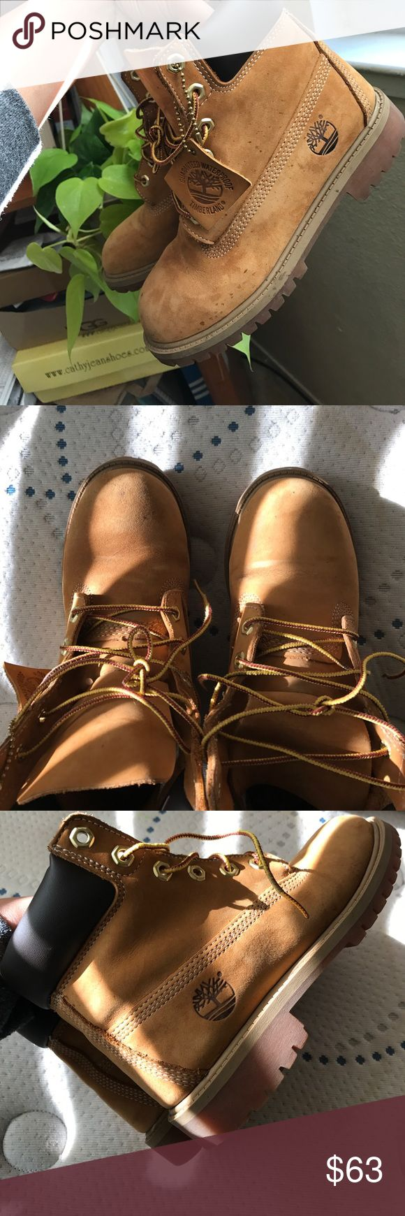 ❤️SALE TODAY ONLY❤️✨Timberlands✨ Great condition Timberland Shoes Combat & Moto Boots
