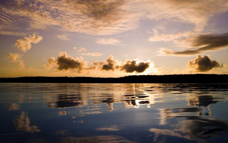 Daha Önce Görmediğiniz 2K Gün Batımı Manzara Resimleri