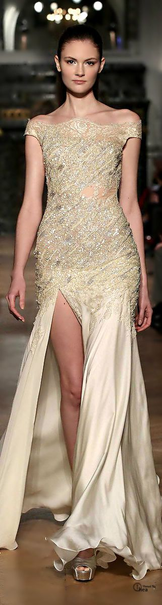 Tony Ward Couture Spring-summer 2014