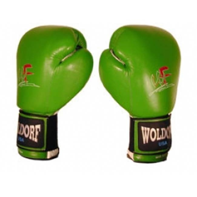 Boxing Gloves In High Quality Leather
