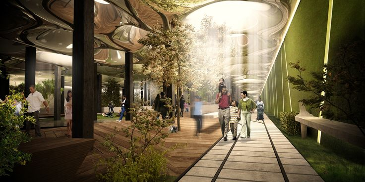 Gallery of NYC Lowline Receives First Official City Approval - 2