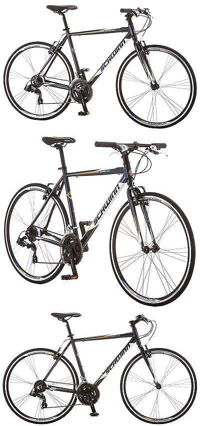 bicycles: Schwinn 700C Mens Volare 1200 Flat Bar Road Bike Bicycle - Grey BUY IT NOW ONLY: $252.25