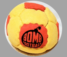 Sand Hacky Sacks | Freestyle Hacky Sack | Bomb Footbags